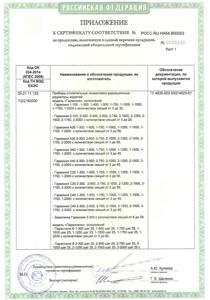 Сертификат-радиаторы 2