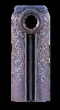 Античный медно-бронзовый : Лазурный перламутр C12:PAM