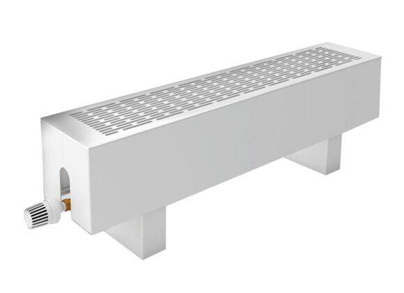 Медно-алюминиевые конвекторы напольные Коралл
