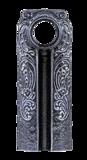 9005 : Серебро RAL9005:PSR