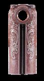 Античный вишневый с золотом : Серебро C8:PSR