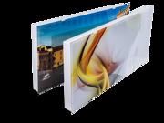 Настенный дизайн-конвектор Techno Wall Glass