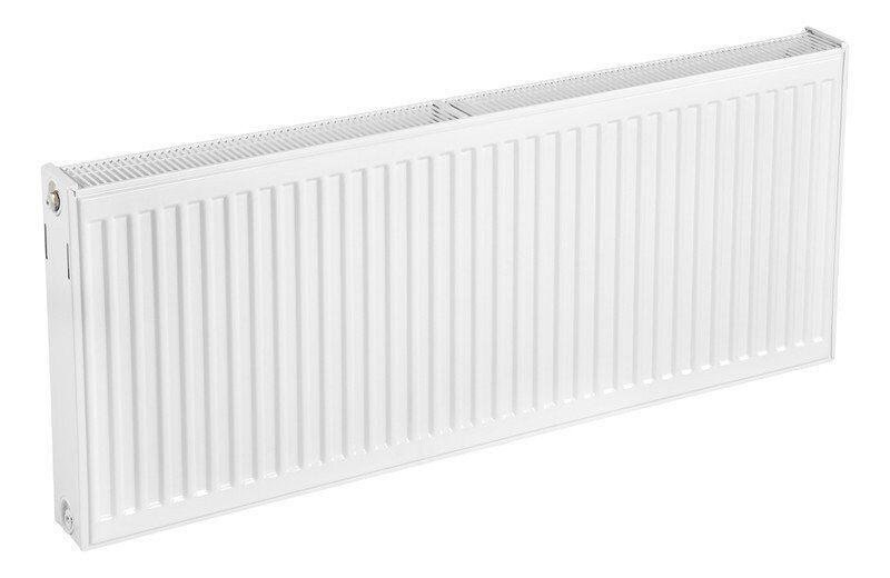 Стальные панельные радиаторы Axis Classic подключение сбоку