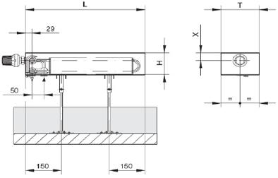 Basiskonvektor KKV 1
