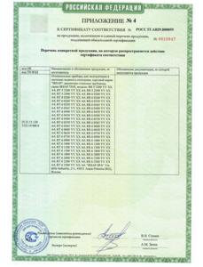 сертификация IRSAP TESI 5