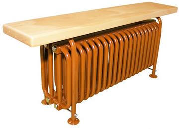 Радиатор-скамейка Завалинка РС 4