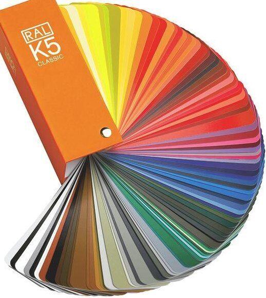 Цветные конвекторы Элегант